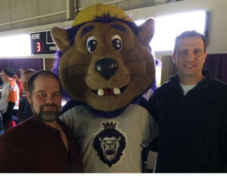 2015 Reading Royals Game
